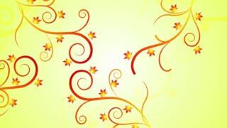 Floral Fall Filigree