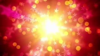 Glittering Holiday Stars