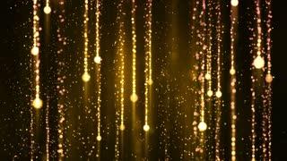 Glittering Light Trails