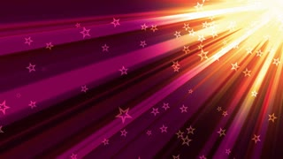 Glorious Rays and Stars