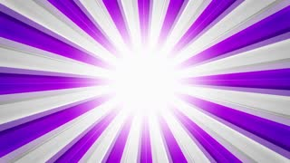 Glossy Light Rays Purple