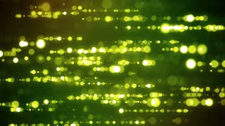 Green Particles Glitters