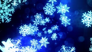 Holiday Snow Flakes