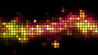 Musical Dancing Light Box