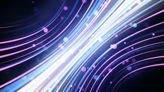 Neon Glow Streaks