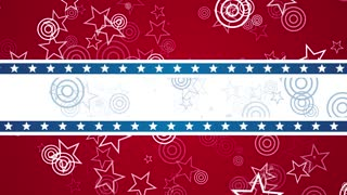 Patriotic Stars and Shapes