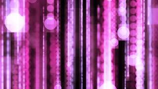 Pinkish Data Flowing Matrix