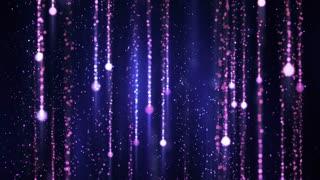 Sparkling Light Trail Glitters