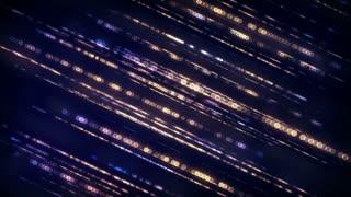 Subtle Glitter Motion Particles