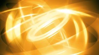 Yellow Translucent Tube Rings
