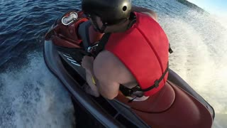 Action Sports Jet Ski Seadoo rider