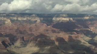 America's Grand Canyon - Panning shot on south rim