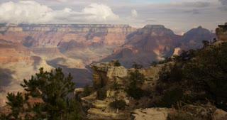 Arizona's Grand Canyon on a Sunny Afternoon