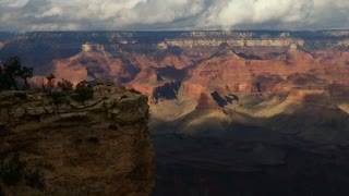 Gorgeous Time Lapse of Grand Canyon