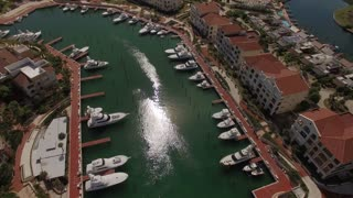 Homes In Paradise Domincan Republic Beach Condos With Boats And Yachts