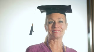 It's never too late - Adult Education and graduation.