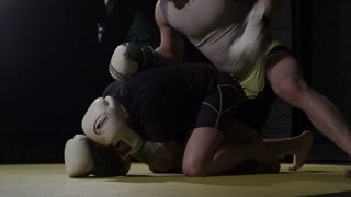 Mixed Martial Arts - Getting Punched from behind