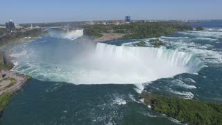 Natural Wonder of the World - The majestic Niagara Falls