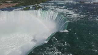 Natural Wonder of the World - The majestic Niagara Falls