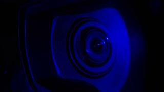 Zoom In On Camera Lens Police Crime Scene
