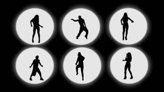 Dancing in Spotlight