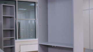 Office Cabinet is Ready for Use