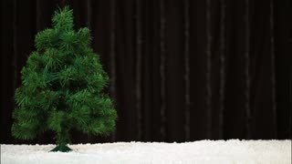 Stop-motion: Christmass Tree Decoration