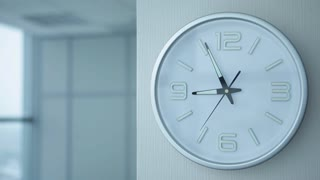 Timelapse of Office Clocks