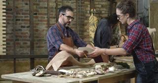Wooden Furniture Restoration Workshop