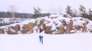 Winter Girl. Coming back