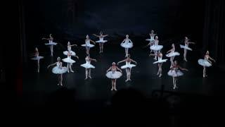 Ballet, Swan Lake at theatre
