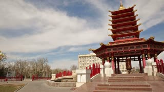 Chinese Architecture In the City