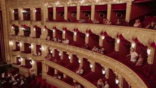 Classical Theater Interior