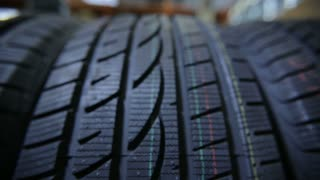 Structure of a Car tyre