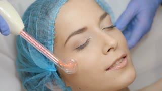 Facial Darsonval Therapy