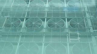 Ventilation of a large building