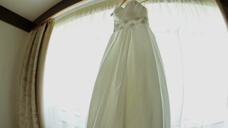 White Brides Dress