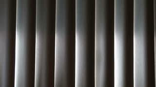 Abstract Blinds Open and Close
