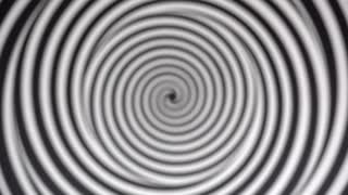 Blurred spiraling background to make you dizzy and confused 4k