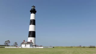 Bodie Light House in North Carolina