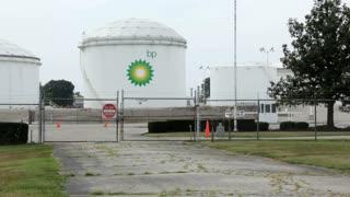 BP Oil storage at Dayton Ohio location
