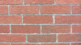 Brick Wall scrolling by