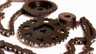 Car timing gear components