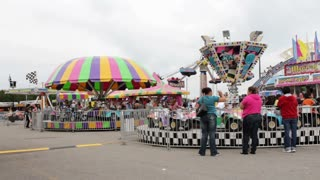 Carnival in Huber Heights Ohio