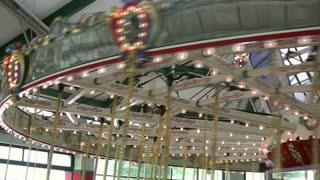 Carousel going around in Circles