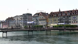 City of Lucerne Switzerland