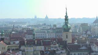 City of Prague overview.
