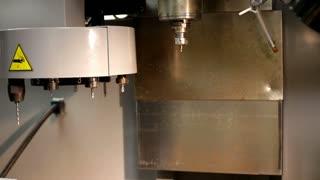 CNC Machine Switching Tool