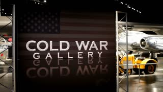 Cold War gallery at Wright Patterson Airforce Museum