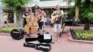 Continuum band in Boulder Colorado